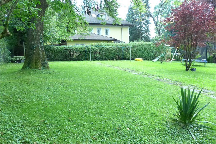 großer allgemeiner Garten