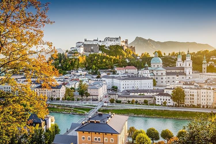 Immobilien in der Altstadt von Salzburg