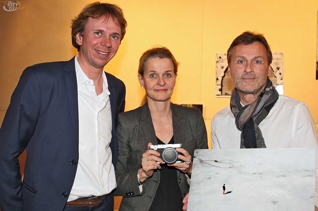 Michael Denkstein, Karin Rehn - Kaufmann und Franz Eder
