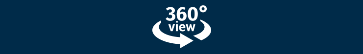 360 Grad Ansicht: Wohntraum! Großzügige 3 Zimmer Terrassenwohnung in Salzburg Stadt