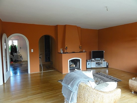 sehr sch ner villenbaugrund mit bungalow h user denkstein immobilien ihre immobilie in salzburg. Black Bedroom Furniture Sets. Home Design Ideas