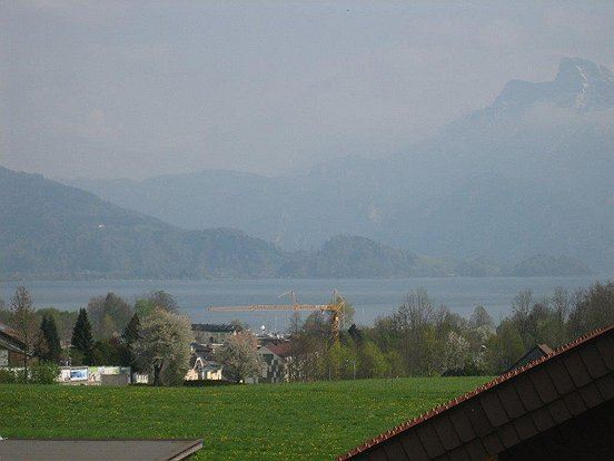 Neubau Dachgeschoß Wohnung Mit Seeblick In Mondsee Kaufen